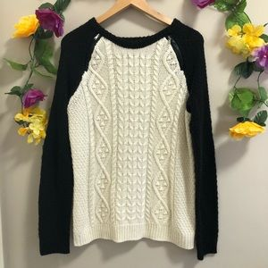 Alfred Sung Knit Sweater - Size Large